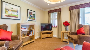Care Home in Fareham | The Fernes