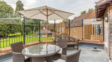 Care Homes in Banbury | Chacombe Park