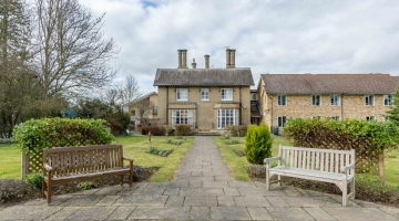 Care Homes in Cambridge | Hilton Park