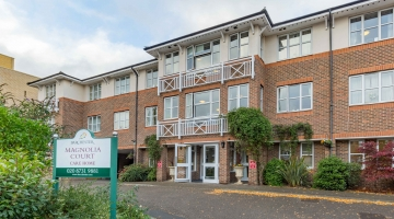 Care Home in Hampstead | Magnolia Court
