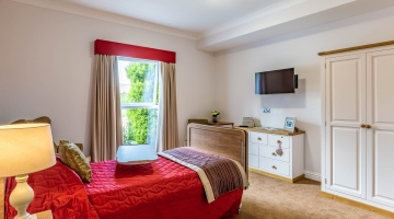 Care Homes in Taunton | The Manor