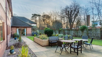 Care Homes in Rugby | Overslade House
