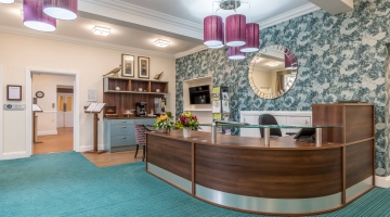 Care Home in Oxford | Oxford Beaumont Care Community