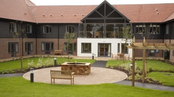 Care Home in Uckfield | Hurstwood View