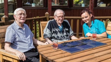 Care Homes in Stockport | Arbour Court