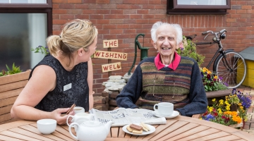 Care Home in Shropshire | Wheatlands