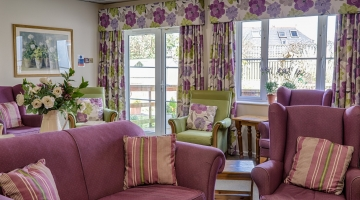 Care Homes in Exeter   Lucerne House