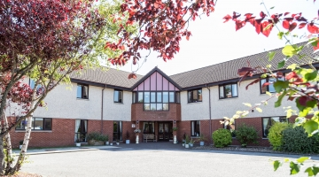 Care homes in Dumfries and Galloway
