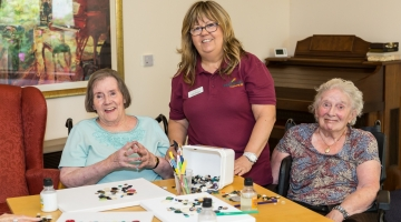 Care Homes in Dundee | South Grange