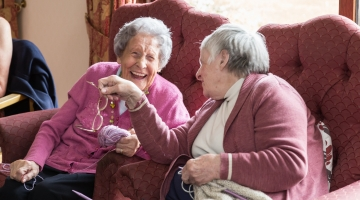 Care Home in the Highlands | Pentland View
