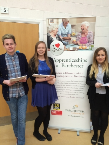 Barchester showcase youth opportunities with Deputy PM before apprenticeship week