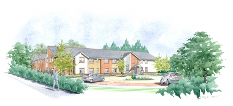 Braeburn Lodge is sweet name for new care home