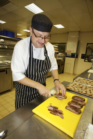 Barchester Chef Trainer shortlisted in Hospitality Guild Apprenticeship Awards