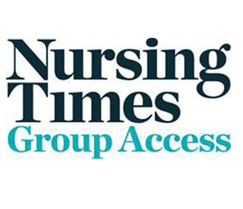 Nursing Times Group Access logo