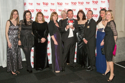 Barchester certified as one of the top employers of the UK 2014