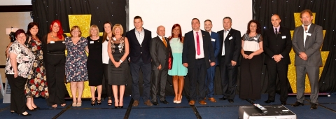 Amazing care stars shine at Barchester Care Awards 2014