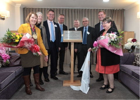 Woodland View Care Home opens in Colchester