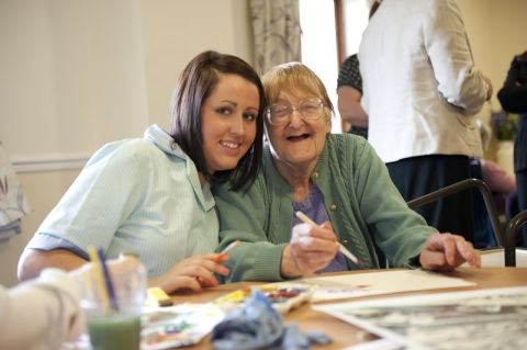 Barchester supports Dementia Awareness Week 2015