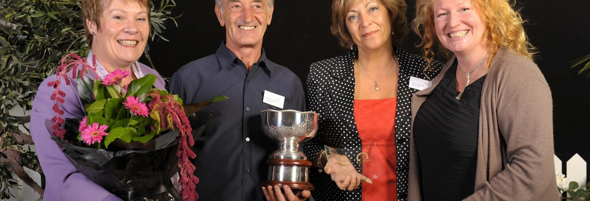 Barchester in Bloom winners