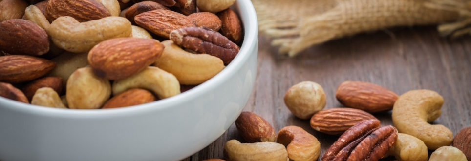A handful of nuts a day helps cut disease risk
