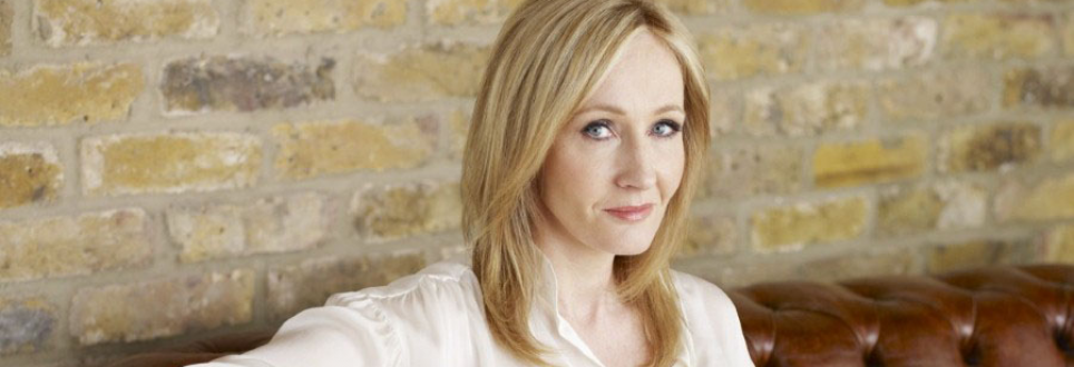 JK Rowling discusses mother's battle with MS