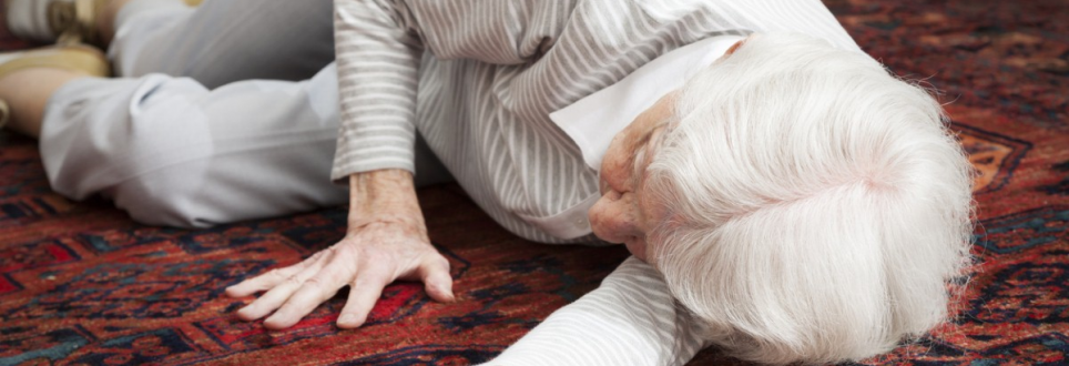 New sensors predict collapses in the elderly three weeks ahead of accidents