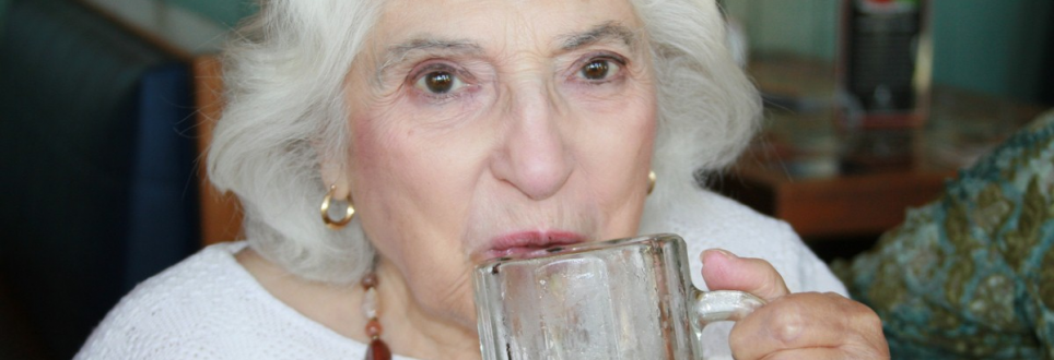 Increase in older women binge drinking