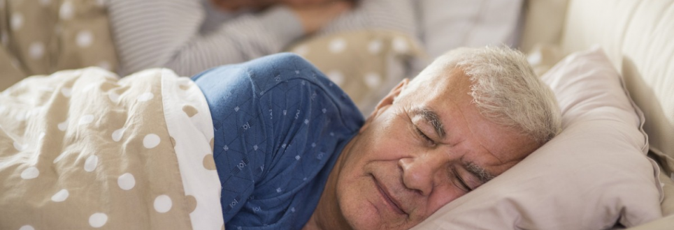 Brain deterioration leads to less sleep in older people