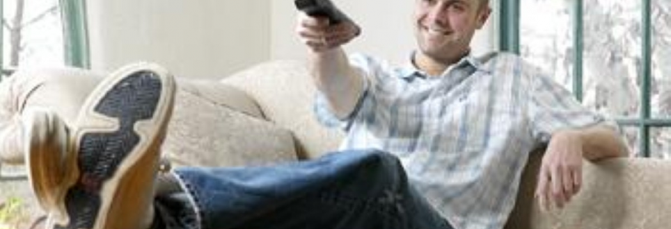 TV viewing habits 'linked to poorer health'