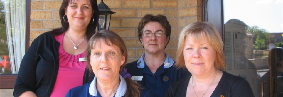 Barchester care home gets high rating