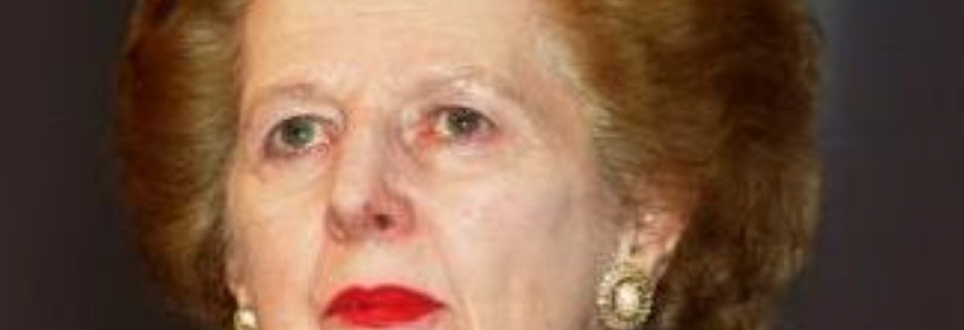 Lady Thatcher surgery successful