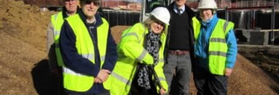 GROUNDBREAKING CARE DEVELOPMENT BEGINS IN WADHURST