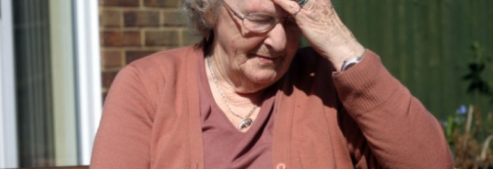 Older people with mental health problems face stigma