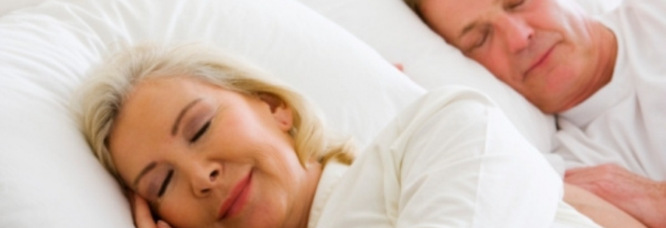 Are older adults getting better sleep?