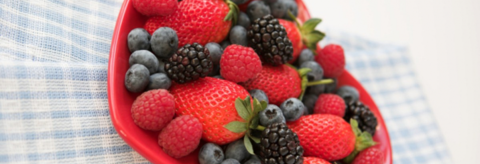 Will berries help stave off cognitive decline in women?