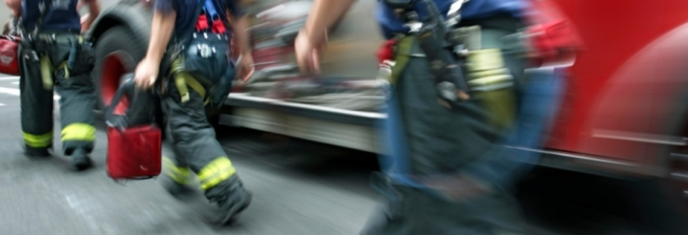 UK fire services pledge to tackle dementia