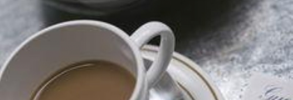 Coffee and green tea carry lower stroke risk