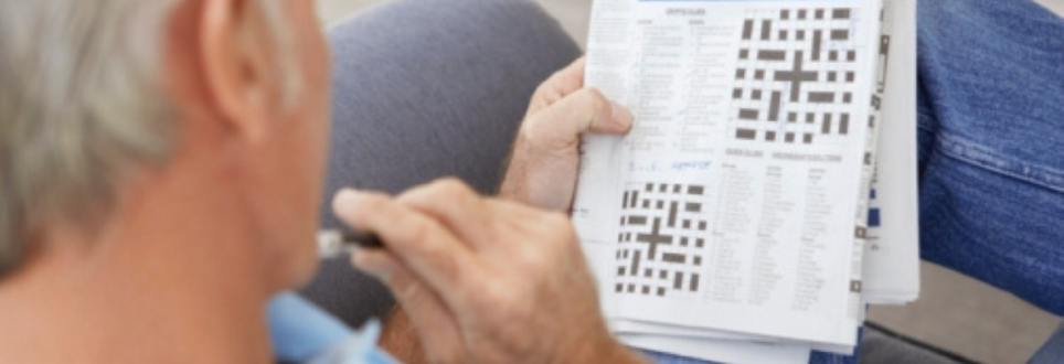 Crosswords and Sudoku boost brain function
