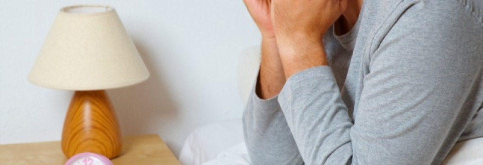Insomnia linked to prostate cancer