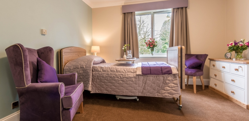 Memory Lane Bedroom at Chalfont Lodge