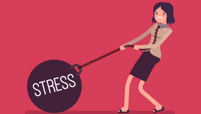 Pressure, stress and anxiety. Know your triggers