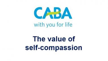 The value of self-compassion