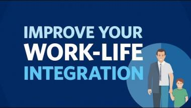 Improve your work-life integration