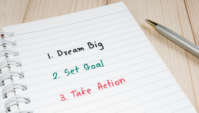 5 things you should know about setting goals caba the charity