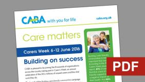 Care Matters issue 4