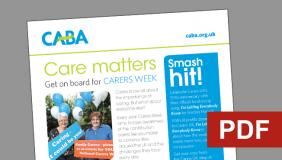 Care Matters issue 3