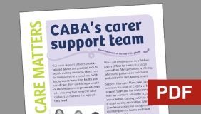 Care matters newsletter issue 6