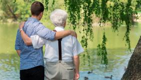 Caring for ageing parents