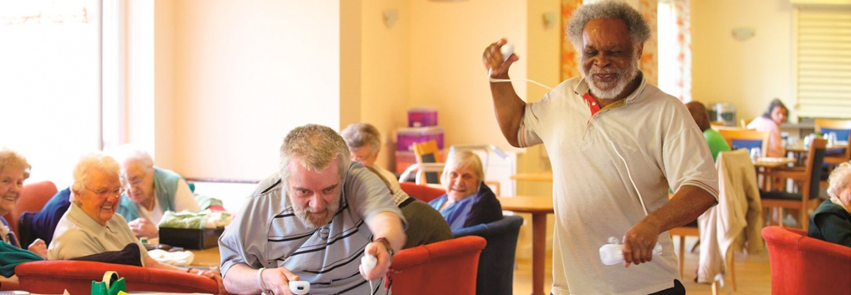 View our care home | National Care Home Open Day
