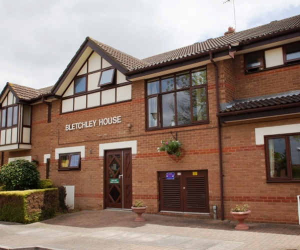 Bletchley House Care Home | National Care Home Open Day